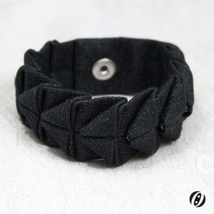 Armband|Schwarz|Dunkel