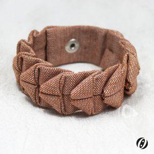 Armband|Braun|Dunkel