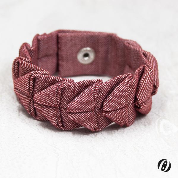 Armband-Bordeaux-Hell