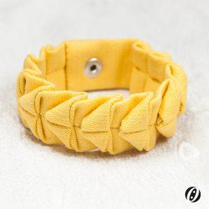 Armband-Gelb-Dunkel