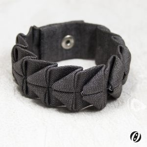 Armband|Grau|Dunkel