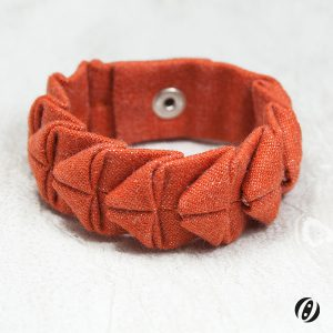 Armband-Orange-Dunkel