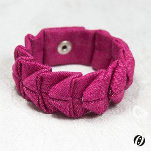 Armband-Pink-Dunkel